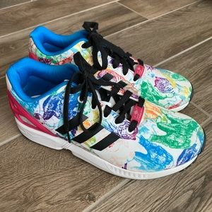 Adidas Torison athletic shoes size 9